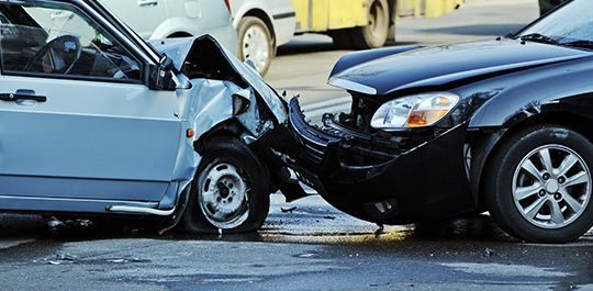 Car accident - Danbury car crash attorney